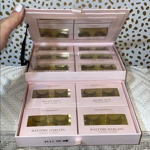 Trubeauty 10 Pair Lash Set Limited Edition NEW